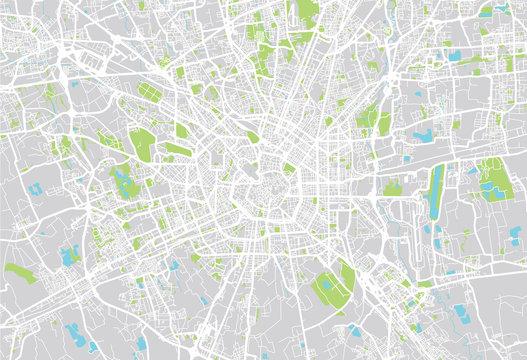 Cartina Milano 800.Milan Map Photos Royalty Free Images Graphics Vectors Videos Adobe Stock