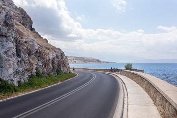 Sea Mountain Road