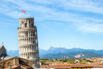 Wall Mural - Schiefer Turm von Pisa