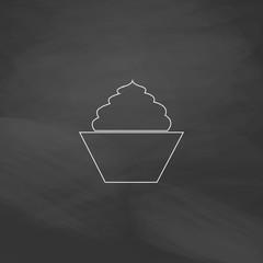 cupcake computer symbol