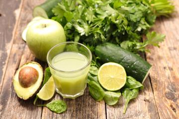 green drink detox