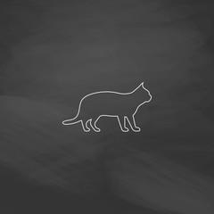 pussycat computer symbol