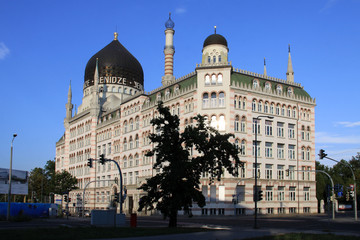 Tabakmoschee Dresden