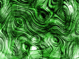 frame abstract line green weave smoking  gradient, grunge textured background frame
