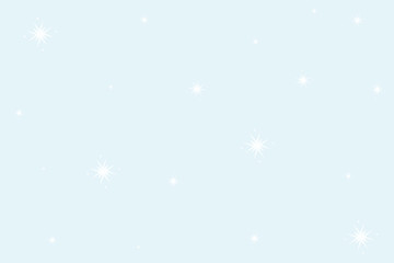 seamless wallpaper with snowflakes. Winter. New Year. Vector.