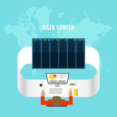 Data Center Composition