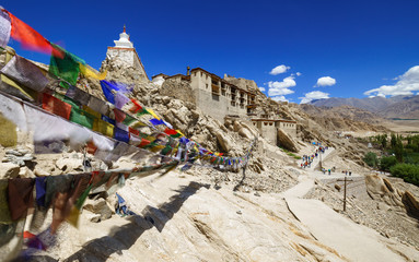 Shey Palace, Leh, Ladakh, Jammu and Kashmir, India
