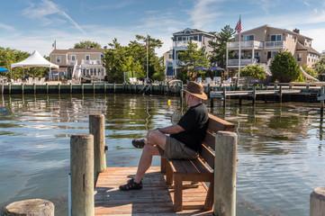 Little Egg Harbor, Long Beach Island, NJ, USA
