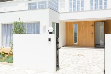 住宅 玄関