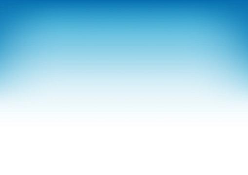 White Blue Water Gradient Background Vector Illustration