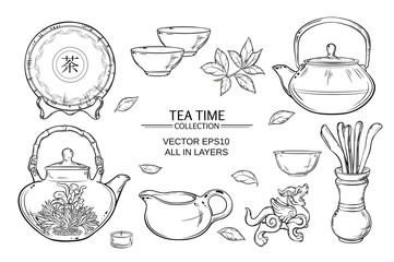 tea ceremony set