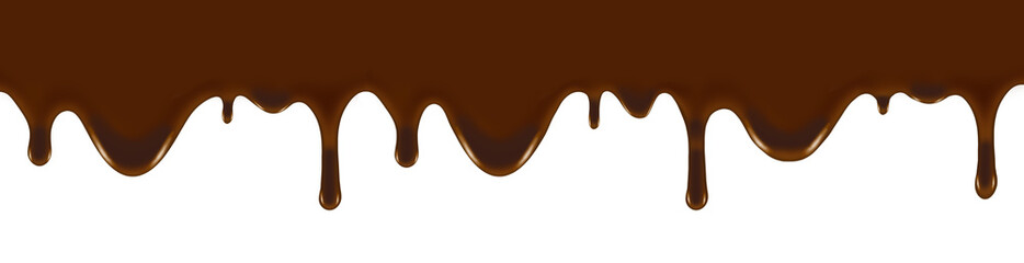 image of the current chocolate closeup