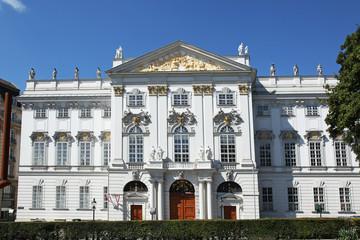 Palais Trautson Vienna Austria