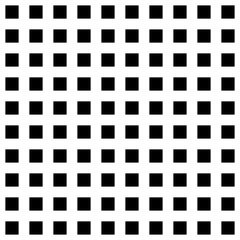 Black vector square pattern background