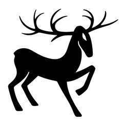 Marvellous Christmas deer