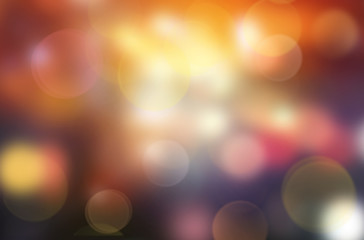 Colorful abstract background blur.