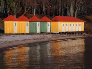 Fototapeta lake swedish obraz