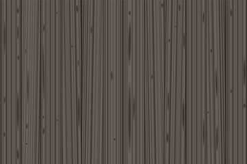 Gray wood planks background - vector illustration.