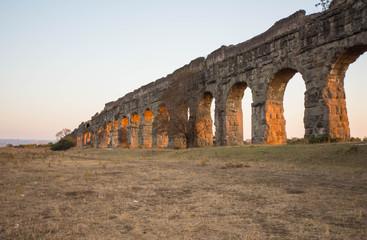 Parco degli acquedotti, Rome, Italy