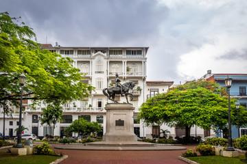 Tomas Herrera Square - Panama City, Panama