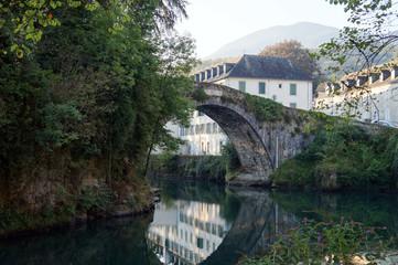 Pont Gave de Pau à Lestelle Betharram
