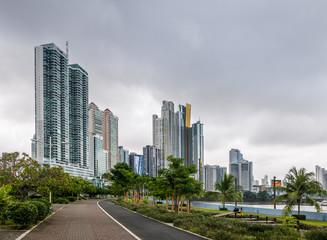 Cinta Costera - Panama City, Panama