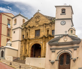 La Merced Church in Casco Viejo - Panama City, Panama