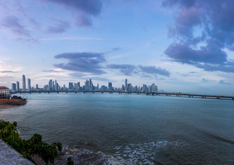 Panama City Skyline - Panama City, Panama