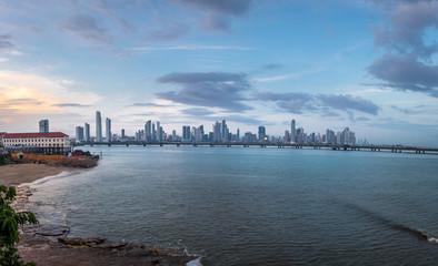 Panama City Skyline - Panama City, Panama