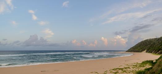 Coastal scene.. Mabibi. Maputaland.  KwaZulu Natal. South Africa
