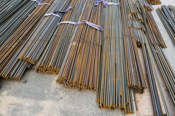Eisen Metall Baumaterial