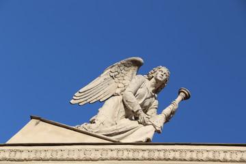 Ange à Rome