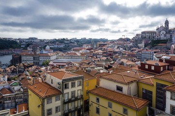 The Old Town of Porto, Ribeira, Portugal