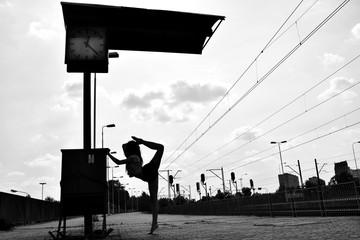 Fototapeta Taniec obraz