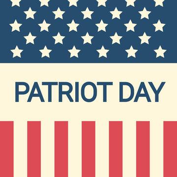 United States Flag National USA Patriot Day