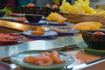 Japan restaurant belt buffet