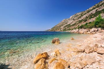 Croazia Peljesac Uvala Roguja