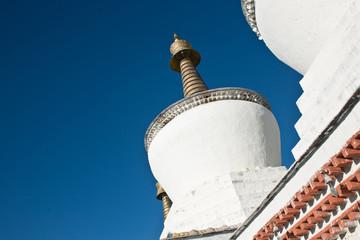 China's Tibetan temples