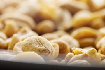 Salted nuts peanuts