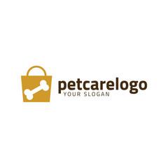 bag pet shop icon