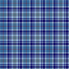 Tartan plaid seamless pattern vector background