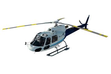 Helicóptero 3D