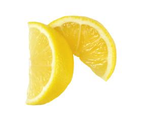fresh lemon slices