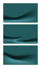 Abstract background set for business or credit card.