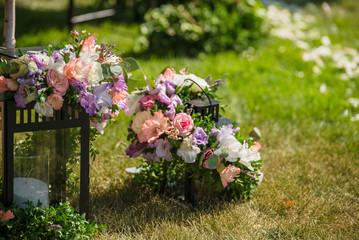 wedding summer decorations