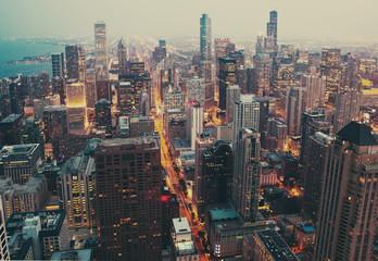 Chicago financial distict