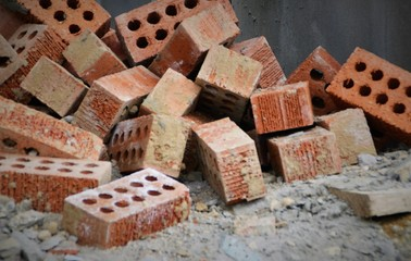 Bricks and mortar collapse