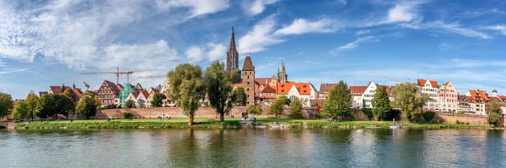 Fototapete - Ulm, Germany