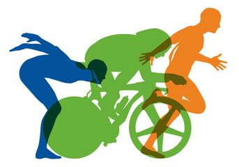 Triathlon - Course