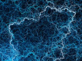 High energy fractal system